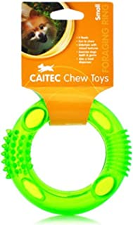 Chase N Chomp Foraging Ring for Pets, Small