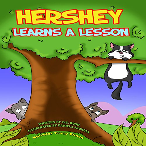 Hershey Learns a Lesson cover art