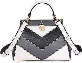 2543cc7e925 MICHAEL Michael Kors Gramercy Chevron Frame Top Handle Leather Satchel Bag