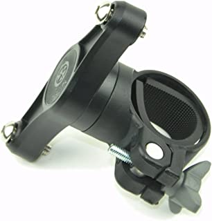 FantasyLife Bicycle Bottle Cage Cagemount Adjustable MTB Road Bike Handlebar Water Bottle Holder Seat Post Mount-Black