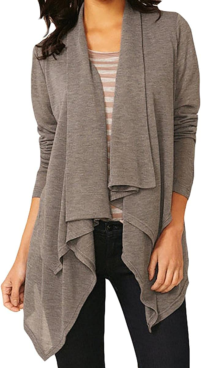 Tart Collections Womens Mabel Wrap Lightweight Cardigan Sweater