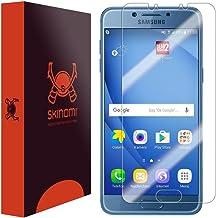 Skinomi Screen Protector Compatible with Samsung Galaxy C5 Pro Clear TechSkin TPU Anti-Bubble HD Film