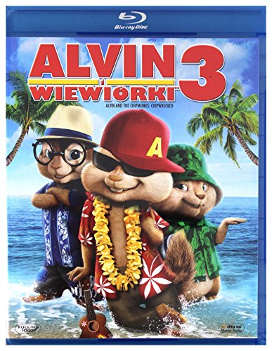 Alvin and the Chipmunks: Chip-Wrecked [Region B] (IMPORT) (Nessuna versione italiana)