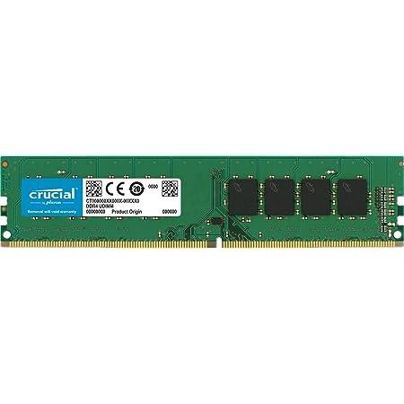 Crucial RAM CT8G4DFRA32A 8Go DDR4 3200 MHz CL22 Mémoire de bureau