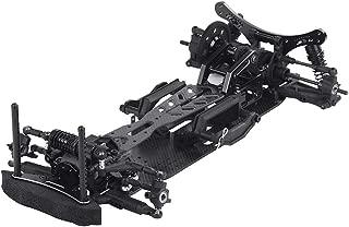 Carbon Fiber & Aluminium Alloy Upgrade Parts for 3Racing D4 RWD and 2017 New D4 RWD Drift Car kit