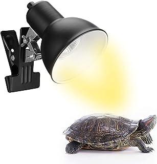 Lámpara de Tortuga, Lámpara de Calor de Reptil de 75 W, lámpara de Calor de Tortuga, Calentador de lámpara de Calentamient...