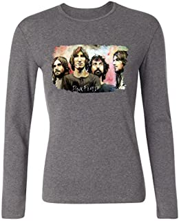 MINIXmas Women's Pink Floyd Painted Bodies Four Long Sleeve T-Shirt