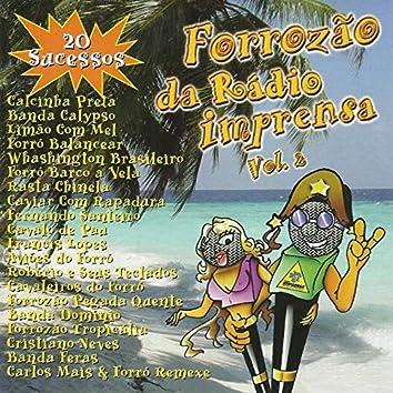 Forrozão da Rádio Imprensa, Vol. 2