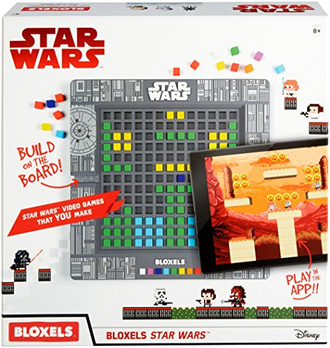 Bloxels Star Wars Build Your Own Video Game - Discontinued from Manufacturer