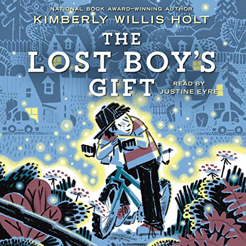 The Lost Boy's Gift audiobook cover art