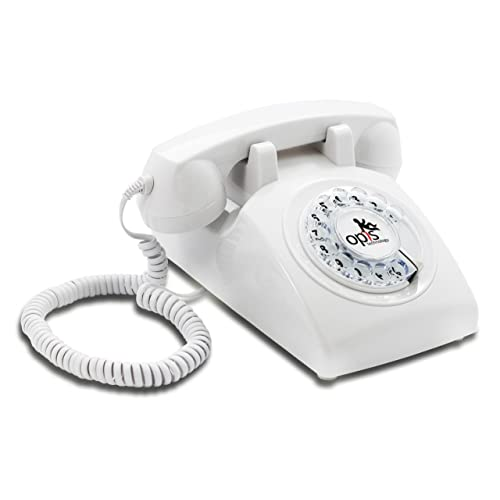 Rotary Dial Phone: Amazon com