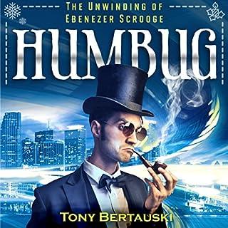 Humbug: The Unwinding of Ebenezer Scrooge cover art