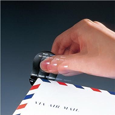 1 X Auto Ceramic Black Letter Opener (Japan Import) (Pack 1)