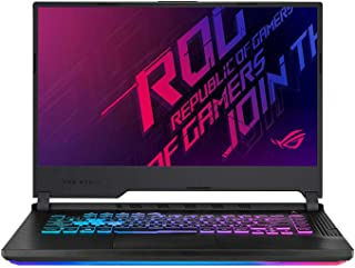 Asus ROG Strix G G531GW-AL204T Gaming Laptop (Black) - Intel i7-9750H 2.6 GHz, 16GB RAM, 1024GB SSD, 15.6 inches, Nvidia GeForce RTX 2070, Windows 10, Eng-Arb-KB