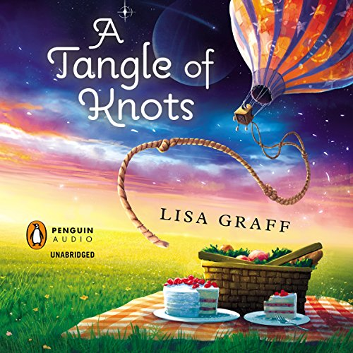 A Tangle of Knots audiobook cover art