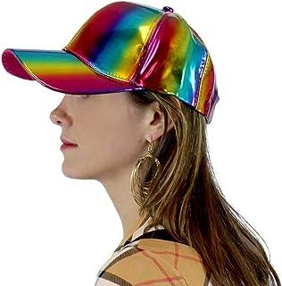 A&O International Floral Print Baseball Cap for Women Girl Flower Hat Adjustable