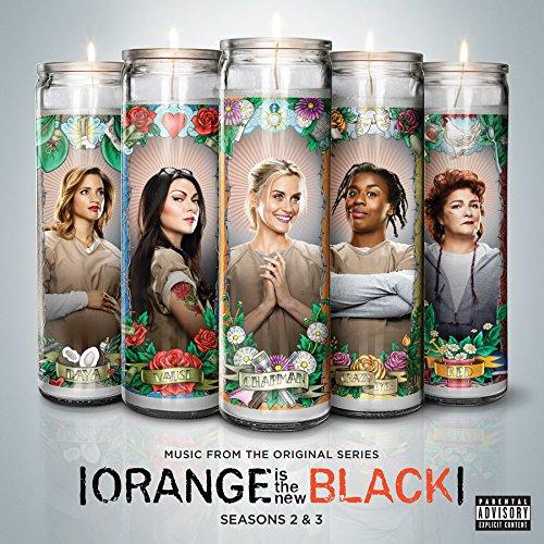 Orange Is the New Black Seasons 2 & 3 (Original Soundtrack) [Disco de Vinil]