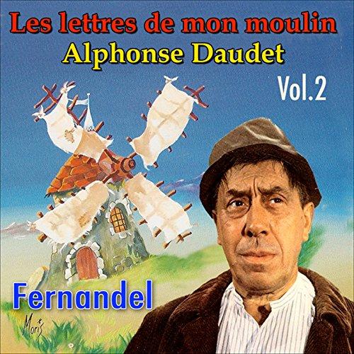 Couverture de Les lettres de mon moulin - Vol. 2
