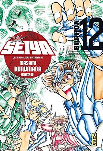 Saint Seiya - Deluxe (les chevaliers du zodiaque) - Tome 12
