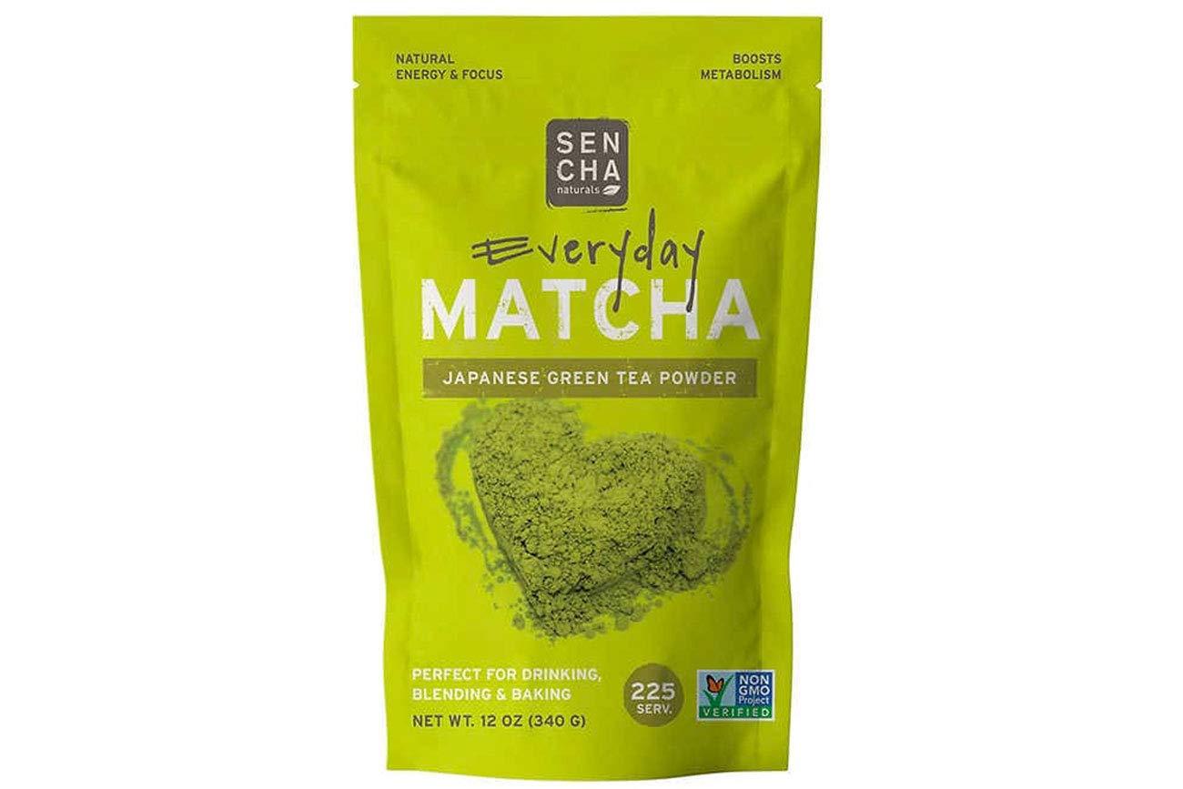 限定品 Everyday Matcha 100% Japanese 現品 Green naturals Cha Powder Sen Tea