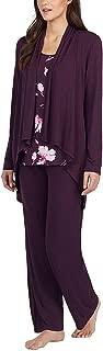 Midnight Ladies' 3-Piece Pajama Set