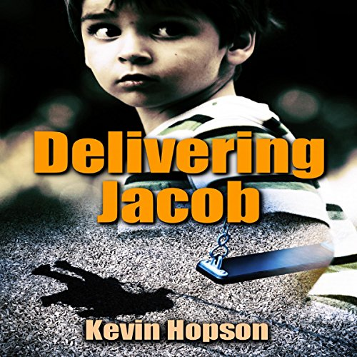 Delivering Jacob audiobook cover art