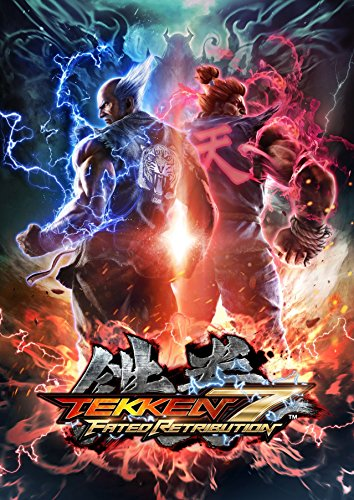 Tekken 7 : Fated Retribution – US Imported Video Game Wall Poster Print - 30CM X 43CM