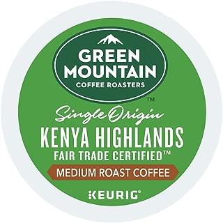 Green Mountain Coffee Roasters Kenya Highlands Keurig Single-Serve K-Cup Pods, Medium Roast Coffee, 96 Count