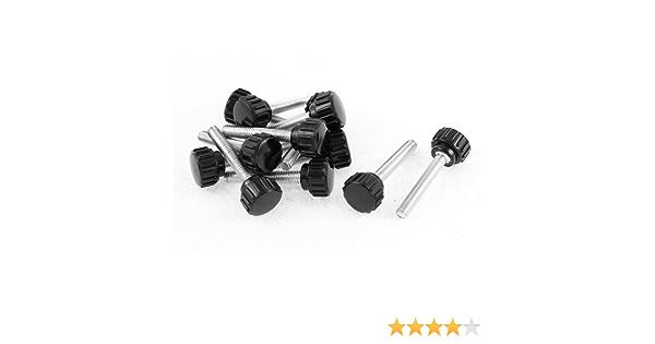 muesca redonda opiol Quality 20/unidades alomado Tornillos de cabeza plana ISR ISO 7380/| Torx inoxidable lente Tornillos de cabeza con Brida