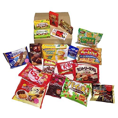 お菓子の詰め合わせ アルフォート、しっとりチョコなど19点の甘いお菓子セット(宅配100サイズ)