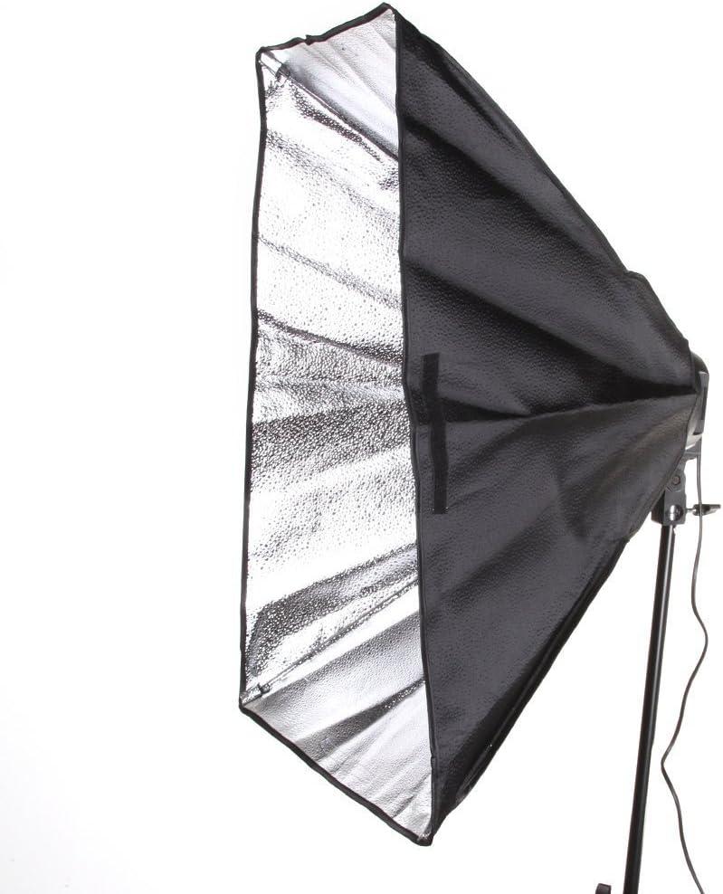 Fotga 4 Socket E27 Lamp Bulb Head Photo Video Studio Light Umbrella Bracket Holder