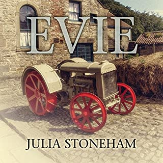 Evie audiobook cover art