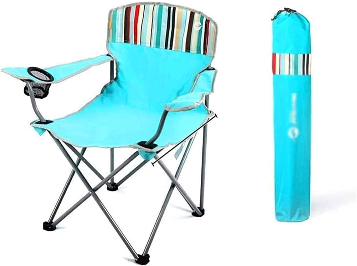 YGCBL Camping Stools Beach Chair,Comfortable Outdoor Chair Breat