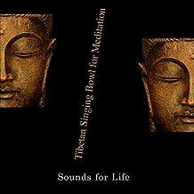 Tibetan Singing Bowl For Meditation