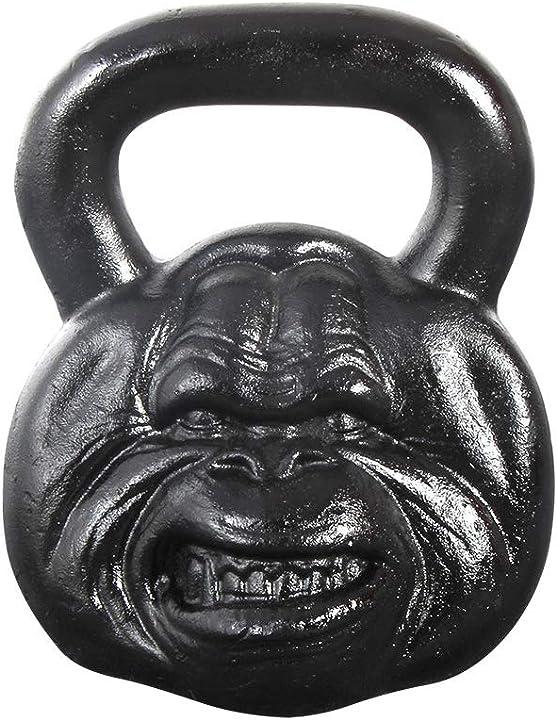 kettlebell con testa di scimmia regolabile 8 2 kg/16 3 kg/24 5 kg/32 7 kg ghisa zhll b08lsyyfbc