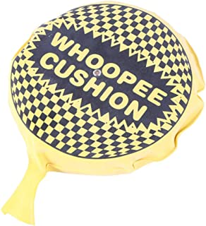 Bestmaple Whoopee Cushion Makes Fart Sound Self-Inflating Hygienic Funny Prank Gag Gift Joke Farting Toy Color Random (25 ...