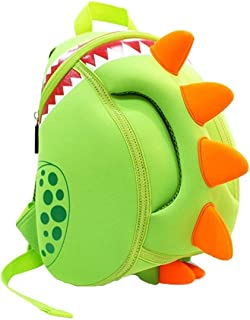 YISIBO Dinosaur Backpack Kids Toddler Child Cute Zoo Waterproof 3D Cartoon Sidesick Bag for Pre School Pre Kindergarten To...