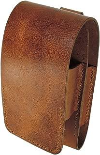 白色边框外壳保护套真皮皮革 Type - 1贴纸 骆驼 TYPE-1