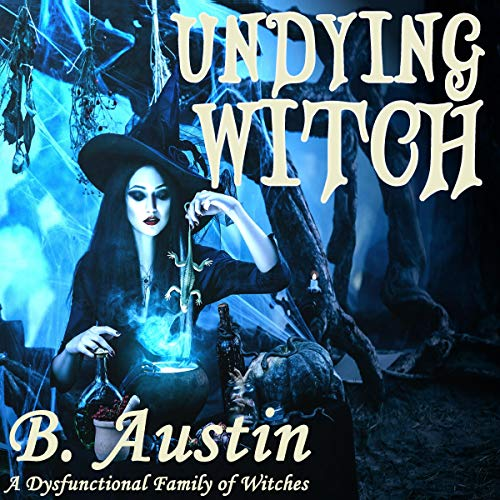 Undying Witch  By  cover art