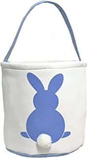 Easter Bags Easter Bunny Basket Easter Party Gifts/Eggs Bag for Easter Hunt