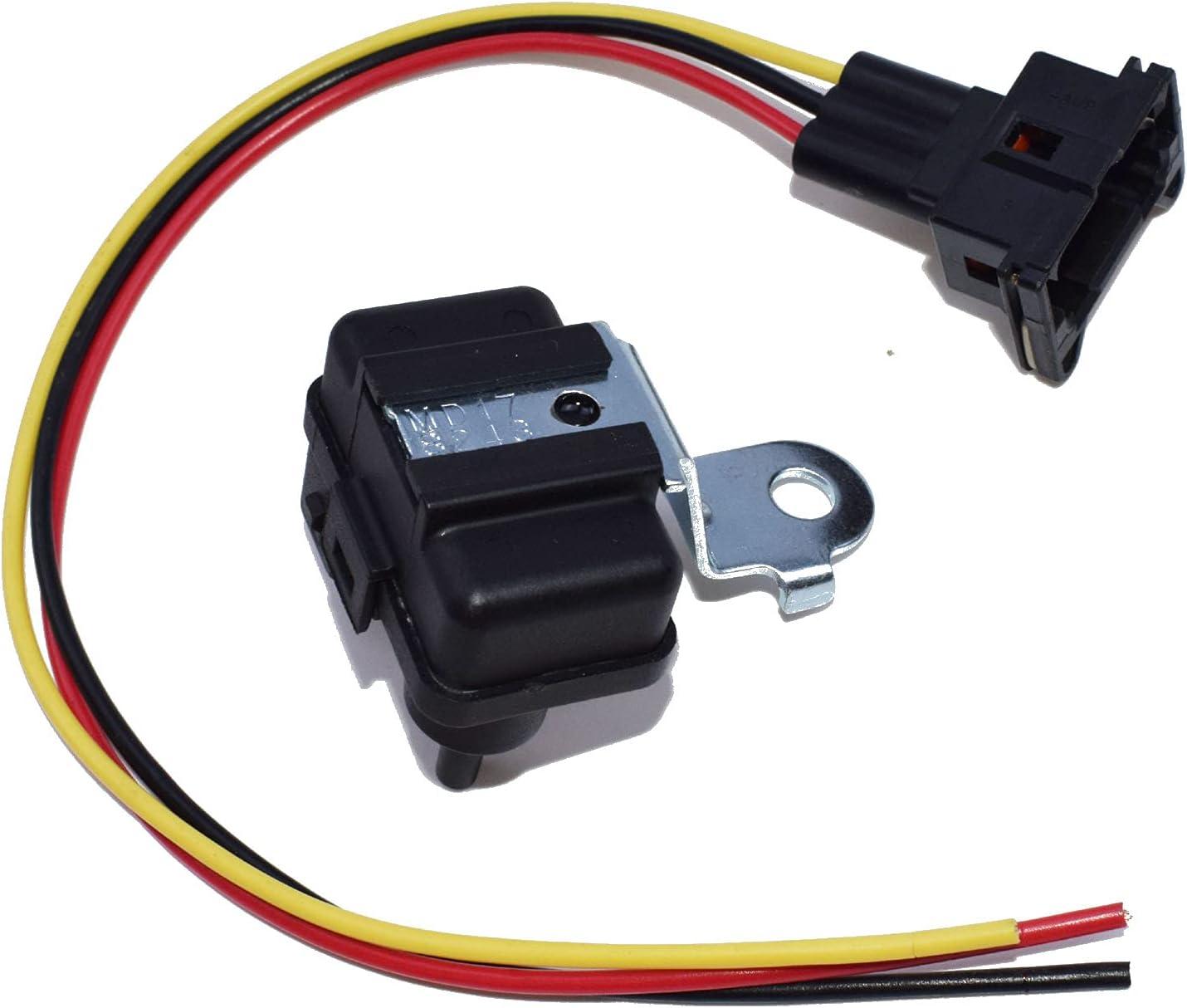 trust New unisex Manifold Absolute Pressure MAP Sensor W MD178243 Harnesss fi
