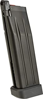 Evike AW Custom Spec Spare Green Gas Airsoft Magazine for HI-CAPA Gas Blowback Airsoft Pistols