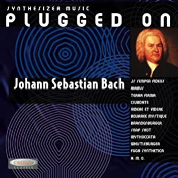 Synthesizer Plugged on Bach