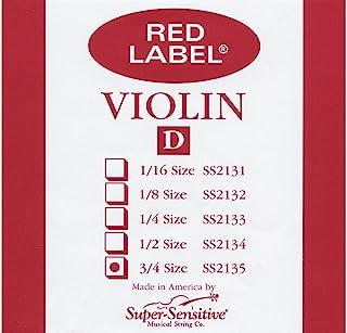 Super Sensitive Violin Strings (2135)