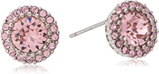 Mestige Earring with Swarovski Crystals for Women - MFER1001