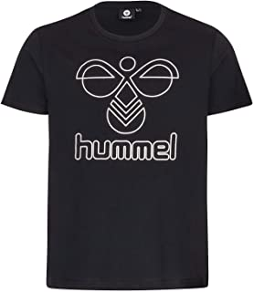 hummel Mens Peter Logo Short Sleeve T-Shirt
