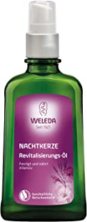 WELEDA Evening Primrose Revitalising Body Oil, 100 ml