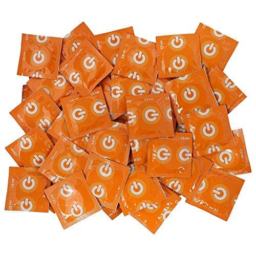 ON) condooms, verschillende soorten, maten en hoeveelheden tot 1000 stuks zak