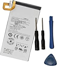 Powerforlaptop Replacement Battery for BlackBerry BAT-60122-003,HUSV1,Priv,RHK211LW,STV100-1,STV100-2 XLTE,STV100-3 TD-LTE,STV100-4,Venice