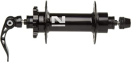 Novatec Hr-nabe 32 L MTB Poliert Schwarz Einheitsgr/ö/ße